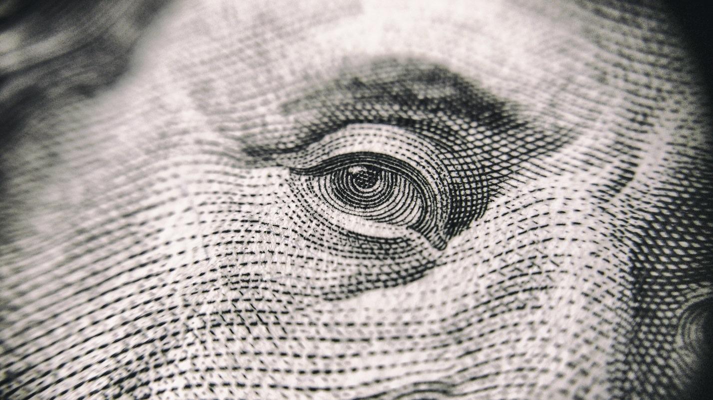 Money eye